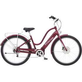 "Electra Townie Path Go! 5i 27,5"" Dames, matte rosewood"